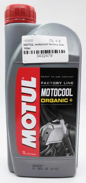 MOTUL motocool factory line 1liter