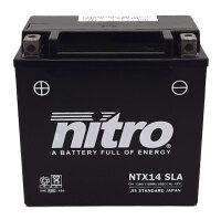 Batterie YTX14-BS GEL