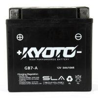 Batterie für HYOSUNG 125ccm GS 125 ab Baujahr 1998...