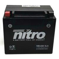 Batterie für CAGIVA 1000ccm Navigator 1000 / Classic...