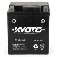 Batterie für HONDA 125ccm CBF 125 Baujahr 2008-2015...