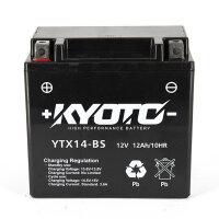 Batterie für KYMCO 500ccm Xciting 500 Baujahr...