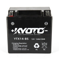 Batterie für YAMAHA 1000ccm YZF 1000 R Thunder Ace...