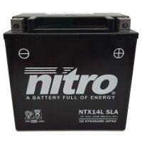 Batterie für APRILIA 250ccm AF1 Replica 250 ab...