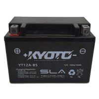 Batterie für KYMCO 125ccm Downtown 125i Baujahr...