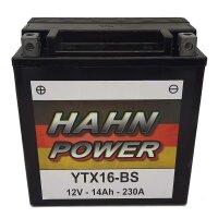Batterie für SUZUKI 1800ccm Intruder M 1800 R2...