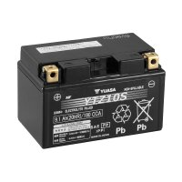 YUASA-Batterie Wet Charged für MV AGUSTA MV Brutale...