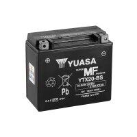 YUASA-Batterie befüllt für ARCTIC CAT Mountain...