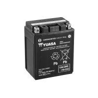 YUASA-Batterie befüllt für KAWASAKI ZX 750-F...