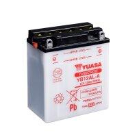 YUASA-Batterie ohne Säure für APRILIA Scareo...