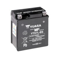 YUASA-Batterie KAWASAKI 125ccm D-Tracker 125 Baujahr...