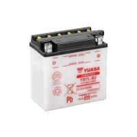 YUASA-Batterie ohne Säure für YAMAHA YP 125 R...