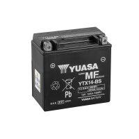 YUASA-Batterie befüllt für TRIUMPH Sprint ST...