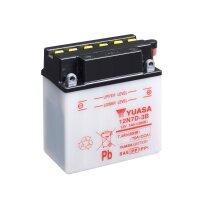 YUASA-Batterie ohne Säure für YAMAHA YFM 80...