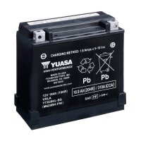 YUASA-Batterie HONDA 650ccm (Optional cold starting)...
