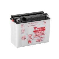 YUASA-Batterie YAMAHA 600ccm VX600DX Vmax 600 Deluxe...