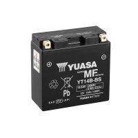 YUASA-Batterie befüllt für YAMAHA FJR 1300 AS...