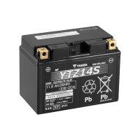 YUASA-Batterie Wet Charged für HONDA Deauville...