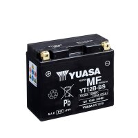 YUASA-Batterie befüllt für DUCATI Monster S4...