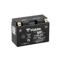 YUASA-Batterie befüllt für YAMAHA MT-03 660ccm...