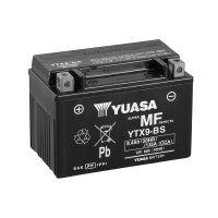 YUASA-Batterie befüllt für HONDA CH 125 Spacy...