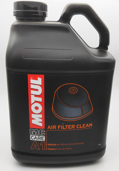 MOTUL air filter cleaner 5liter