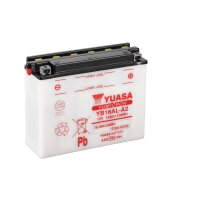 YUASA-Batterie ohne Säure für DUCATI 400 SS...