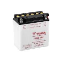 YUASA-Batterie ohne Säure für HONDA XL 200 R...