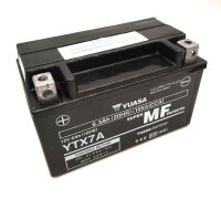 YUASA Batterie befüllt für APRILIA SVX 550...