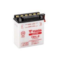 YUASA-Batterie ohne Säure für YAMAHA NEO 50ccm...
