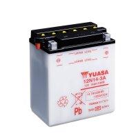 Batterie 12n14-3a (YB14L-A2) yuasa