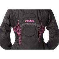 RAINERS Damen Jacke Karen schwarz Pink Gr. 34-44 (XS-XXL)