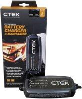 Batterieladegerät CTEK 5 CTEK 5.0  CT5 Powersport für Blei-Säure AGM GEL LiFePO4