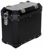 Aluminium Koffer Gepäck Enduro 38 Liter Volumen...