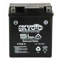 Batterie YTZ8V AGM gebrauchsfertig KYOTO
