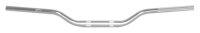 Alulenker silber 28,6mm ohne Mittelstrebe MX Cross Enduro...