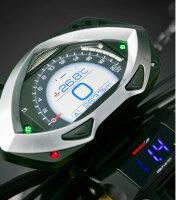 KOSO RXF Tacho Tachometer Drehzahlmesser RPM Temperatur...