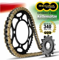 REGINA Kettensatz KettenKit Aprilia Classic 125  Baujahr 98-