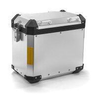 Aluminium Koffer Gepäck Enduro 45 Liter Volumen...