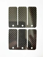 Carbon Membranzungen für HONDA CR 125 Bj. 01-03