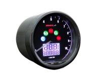 KOSO D64 TNT Custom Style Multimeter schwarz 10000 U/Min...