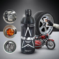 AUTEC ALU-Magic® 2.0 Aluminium Hochglanz Politur mit...