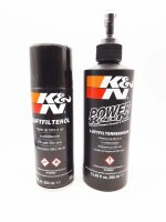 K&N Luftfilter Reinigungskit mit 204ml...