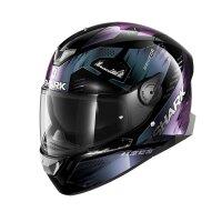 SHARK Integralhelm SKWAL 2 VENGER schwarz-blau-violett...