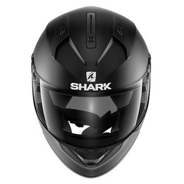 SHARK Integralhelm RIDILL uni schwarz matt