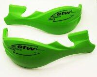 Ersatzschalen paarweise grün für Handprotektor...