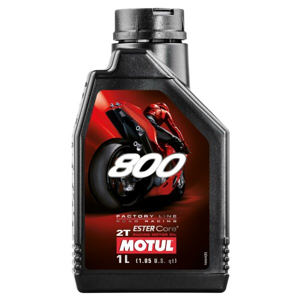 MOTUL 800 road racing 1liter 2-takt