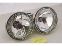 Klarglasscheinwerferpaar 90mm, m. Leuchtmittel,...