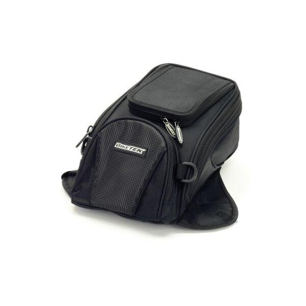 Tankrucksack mit Pop-UP-Handy/Navifach