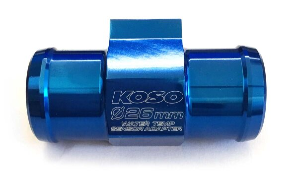 Koso Wassertemp.-Adapter 26mm BG026B00